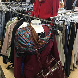 DONATE CLOTHING: Please bring your clothing and household donation to the Thrift Shop, located at 172 Chestnut Street, Nutley, NJ 07110.