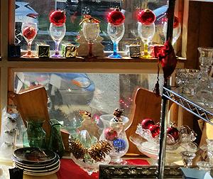Holiday Shopping at NFSB Thrift Shop