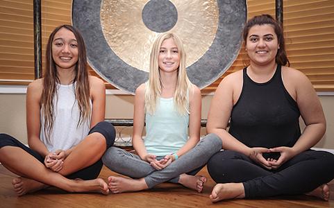 Wellness & Yoga Workshop For Girls