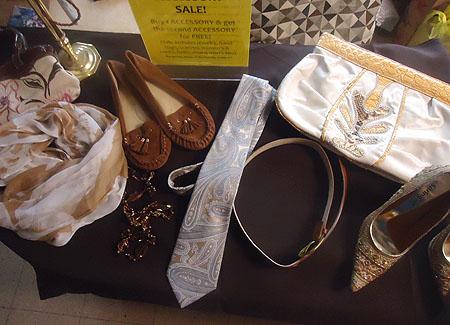 NFSB Thrift Shop Spring Accessories Sale