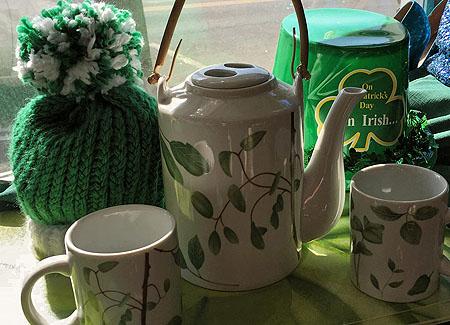 NFSB Thrift Shop St. Patrick's Day