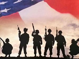 Veterans Day at NHS
