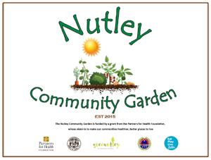 Nutley Community Garden