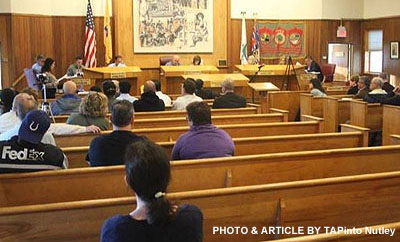 Nutley Zoning Board Approves Family Services Bureau Expansion Application.