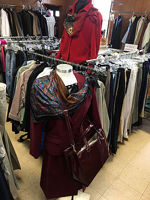 NFSB Thrift Shop Fall Sale Professional