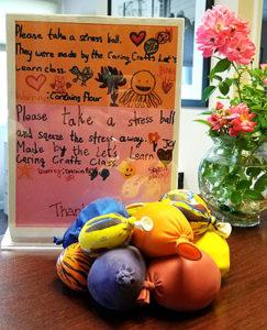 Caring Crafts Stress Balls