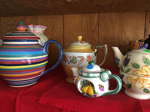 Thrift Shop Houseware Sale