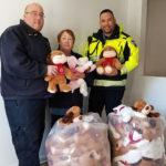Nutley Rescue Squad Plush Donations