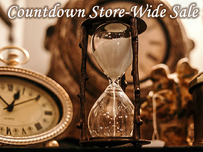 Countdown Store-Wide Sale
