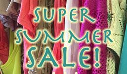 Super Summer Sale