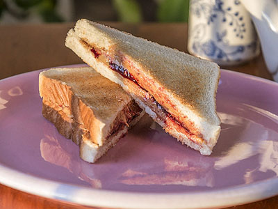 Nut Butter & Jelly Drive
