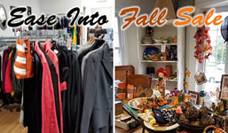 Ease Into Fall Sale