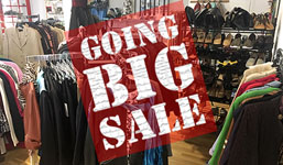 Going Big Sale