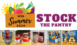 Summer Stock The Pantry Food Drive