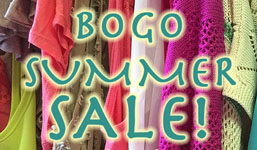 Bogo Summer Sale