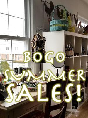 Bogo Summer Sales