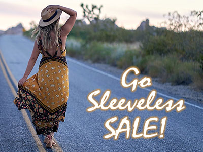 Go Sleeveless Sale