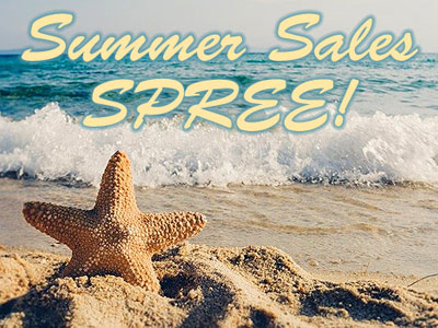 Summer Sales Spree
