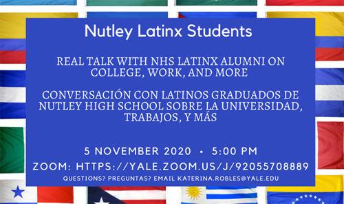 Nutley Latinx Event