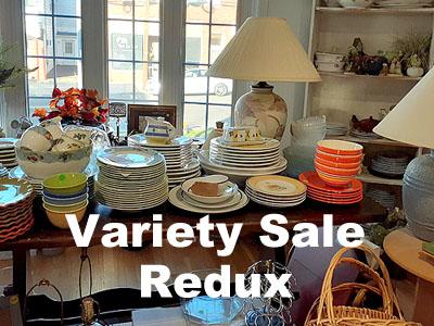 Variety Sale Redux