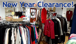 New Year Clearance