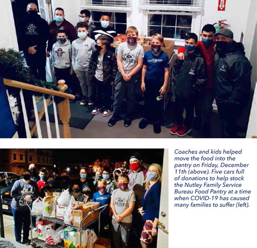 Stocking the Pantry with Hope and Love
