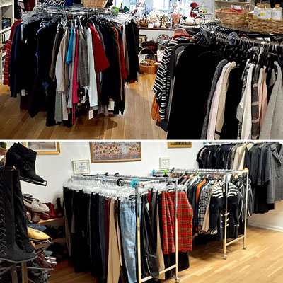 Winter Blowout Clothing Sale