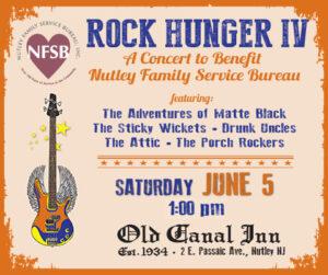 Rock Hunger IV