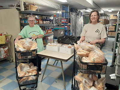 Bakeries Donations