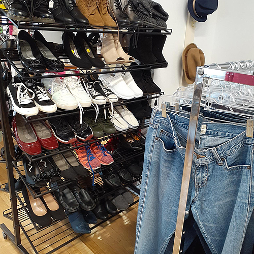 Shoes Boots and Pants Sale
