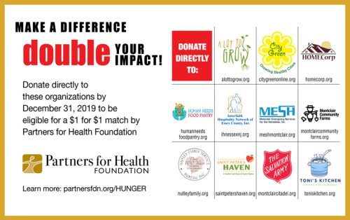 2019 Partners For Health