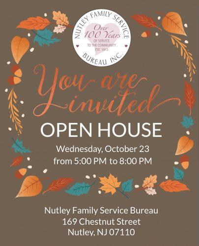 NFSB Open House