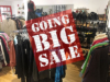 Going Big Sale