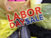 Labor Day Bag Full Sale